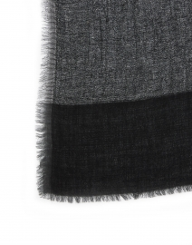 Kinross - Black Lurex Shawl