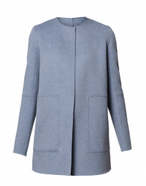 Rowena Reversible Wool Cashmere Jacket
