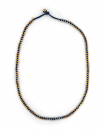 Esha Beaded Woven Necklace