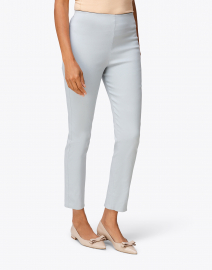 Equestrian - Milo Silver Grey Stretch Pant