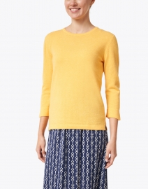 Kinross - Marigold Cashmere Sweater