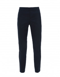 Madison Navy Cotton Power Stretch Pant
