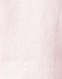 120% Lino - Pale Pink Linen Essential Shirt