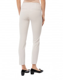 Cambio - Ros Putty Beige Techno Stretch Pant