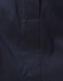 BOSS Hugo Boss - Dashila Navy Cotton Shirt Dress