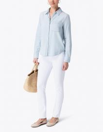 AG Jeans - Cade Light Blue Button Down Shirt