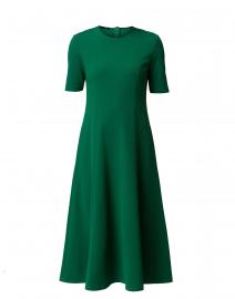 Wilder Elm Dark Green Shift Dress
