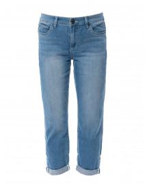 Malibu Light Vintage Wash Stretch Denim Jean