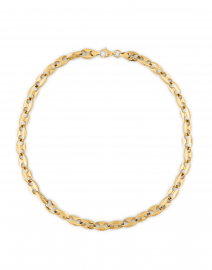 Toscano Gold Link Necklace