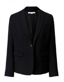 Vince - Black Soft Crepe Blazer
