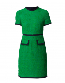 Anita Green Tweed Dress