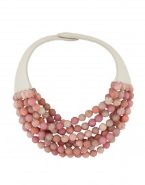 Bella Multi Pink Necklace