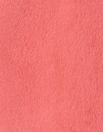 Peserico - Coral Pink Suri Alpaca Wool Coat
