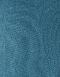Repeat Cashmere - Lake Blue Cashmere Circle Cardigan