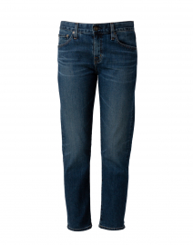 Relaxed Fit Slim Blue Jean