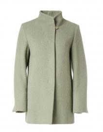 Pistachio Wool Blend Jacket