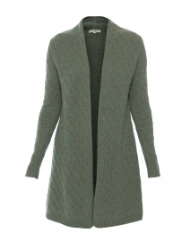 Sophie Green Cable Knit Cardigan