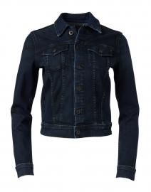 Robyn Dark Wash Stretch Denim Jacket