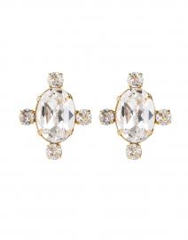 Alice Crystal Stud Earrings