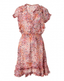 Amber Pink Murrina Print Dress