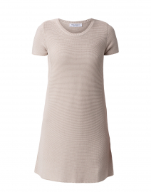 Calvin Beige Cotton Dress