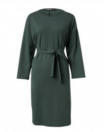 Libico Green Jersey Dress