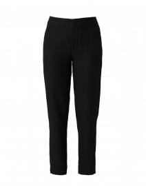 Gramercy Black Stretch Ankle Pant