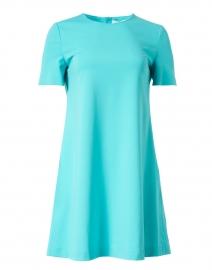 Tropical Blue Techno Stretch Dress