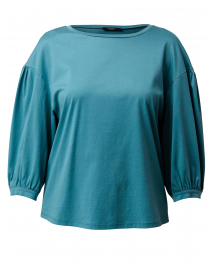 Armonia Blue Jade Cotton Top