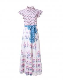 Provence Print Cotton Voile Dress