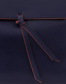 Alexandra de Curtis - Loren Navy Leather Tote