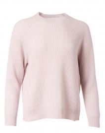 Capua Lilac Wool Cashmere Sweater