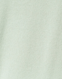White + Warren - Cucumber Green Cashmere Tee