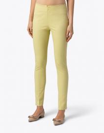 Peace of Cloth - Jasmine Citron Stretch Cotton Pant