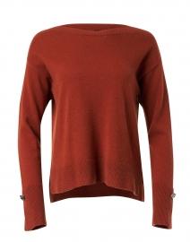 Mahogany Cashmere Sweater
