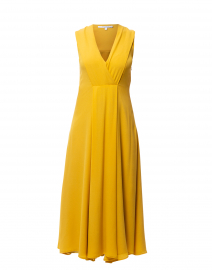Silvia Yellow Dress