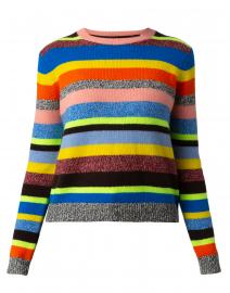 Anni Striped Cashmere Sweater