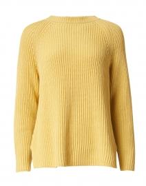 Bocca Yellow Cotton Sweater