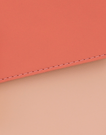 DeMellier - Vancouver Blush and Pink Leather Crossbody Bag