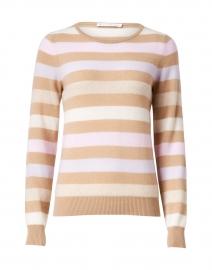 Multi Stripe Cashmere Sweater