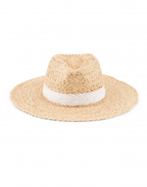 Natural and White Seashore Rancher Hat