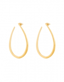 Bobo Gold Post Earrings