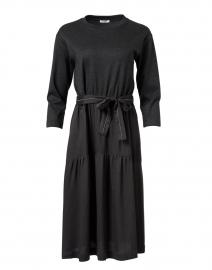 Slate Grey Punto Milano Dress