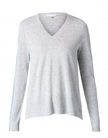 Down Time Grey Cotton Sweater