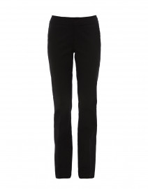 Varick Black Boot Cut Power Stretch Pant