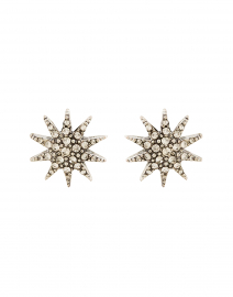 Electra Silver Star Stud Earring
