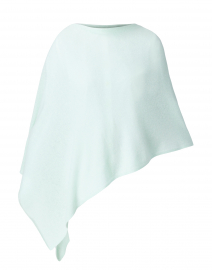 Mint Green Cashmere Ruana