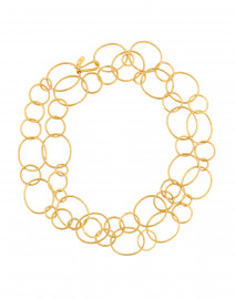 Colette Gold Link Necklace