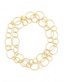Colette Gold Link Necklace