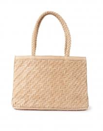 Ella Caramel Leather Shoulder Bag